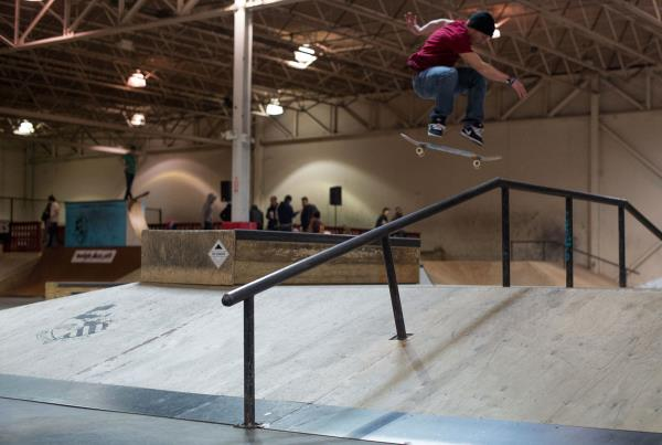 The Boardr Am Detroit Derek Hardflip