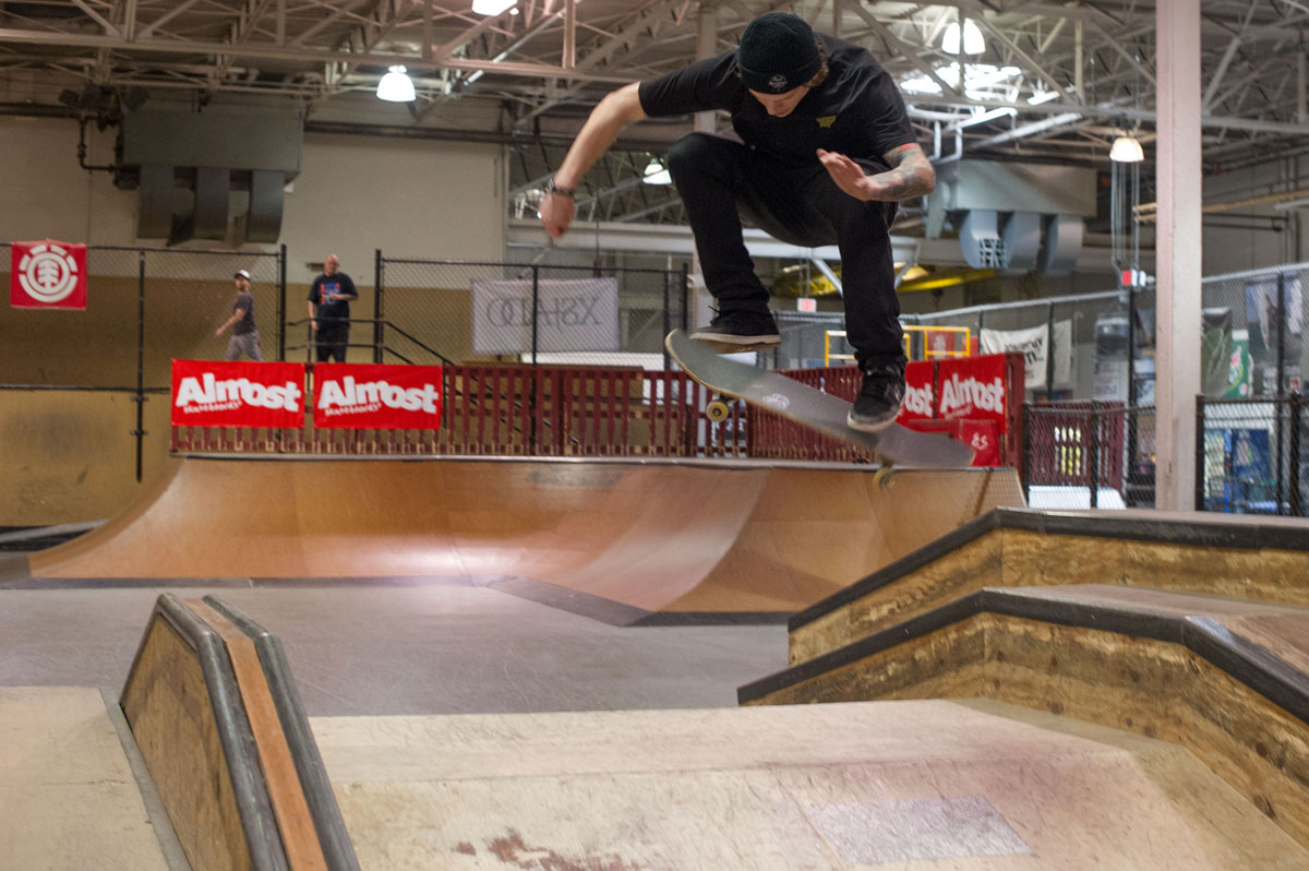 The Boardr Am Detroit Dustin 360 Flip
