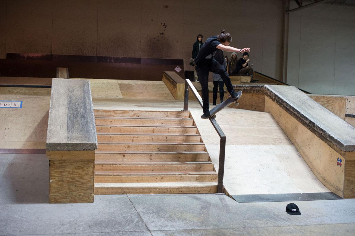 The Boardr Am Detroit Jayden Noseblunt Slide