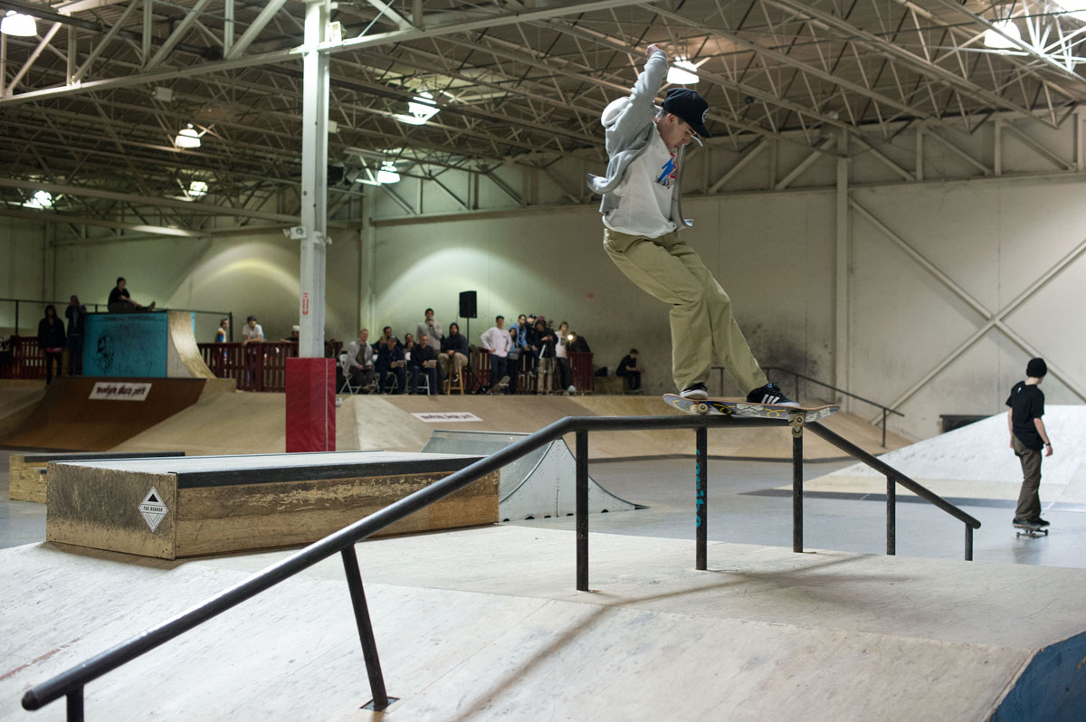 The Boardr Am Detroit Frankie Front Feeble