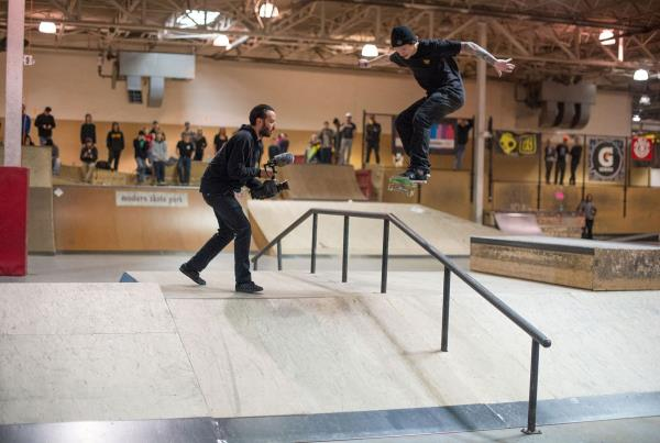 The Boardr Am Detroit Dustin Gap Front Feeble