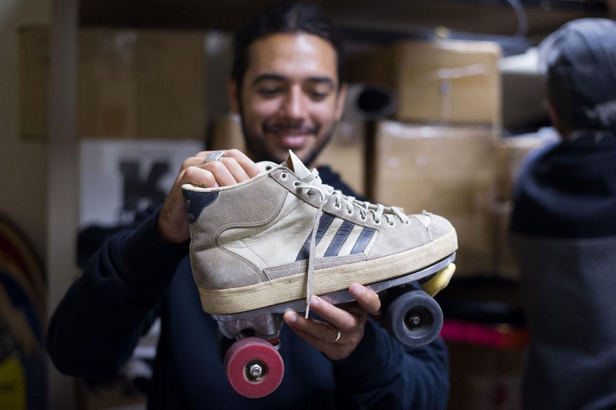 adidas Rollerskates