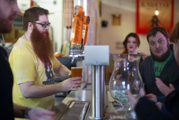 Detroit B Nektar Brewery