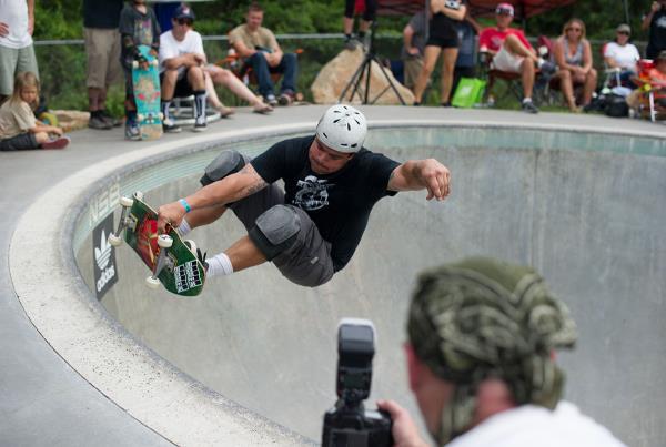 Frontside Air Poach at New Smyrna 2015