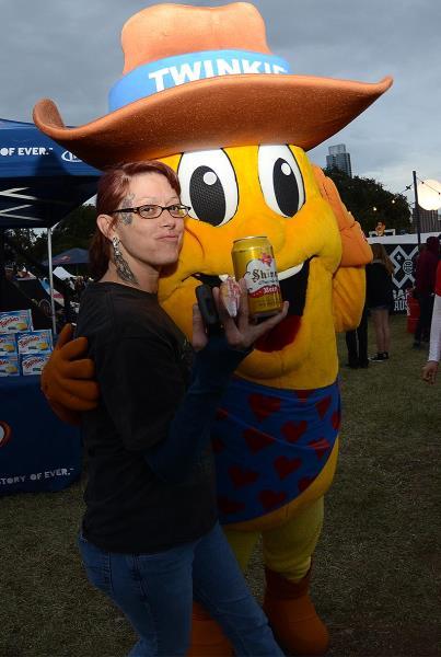 Fun Fun Fun Fest 2013 Twinkies
