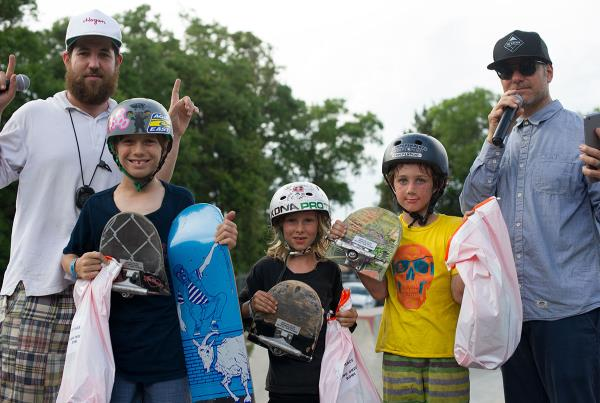 Bowl 9 and Under Winners at New Smyrna 2015