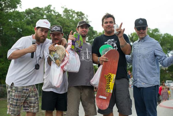 Bowl 40 to 49 Winners at New Smyrna 2015