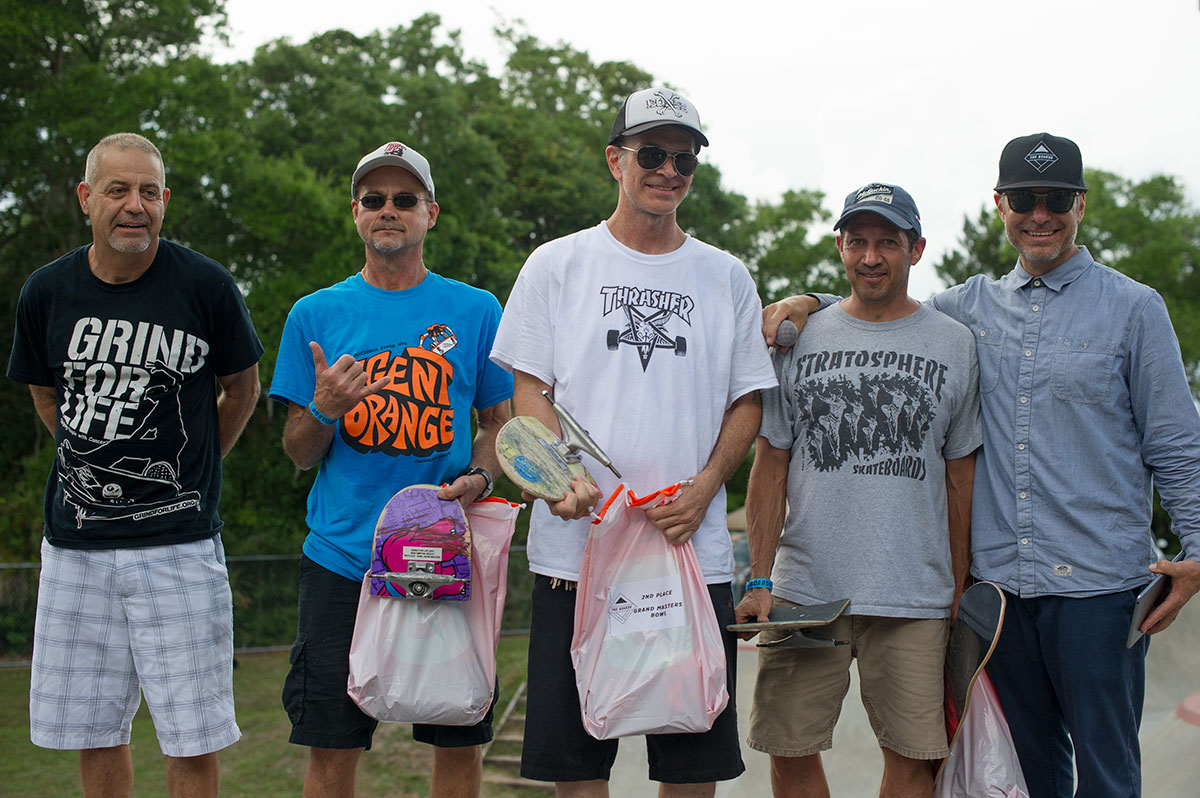 Bowl 60 and Up Winners at New Smyrna 2015