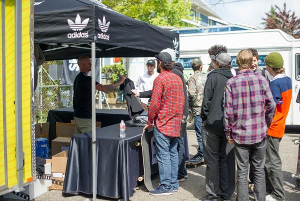 adidas Skate Copa Portland - Free Gear