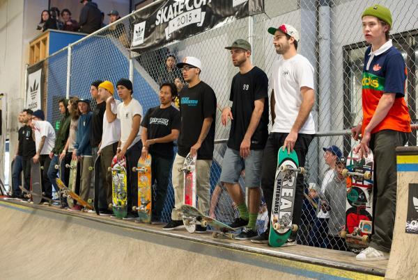 adidas Skate Copa Portland - The Lineup