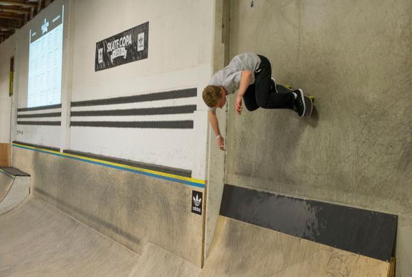 adidas Skate Copa Portland - The Wall