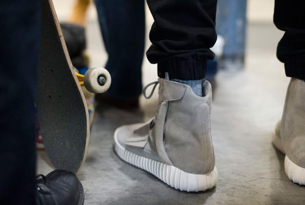 adidas Skate Copa Portland - Kanye Shoe