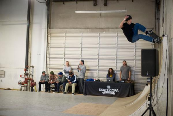 adidas Skate Copa Portland - Jesse Lindloff