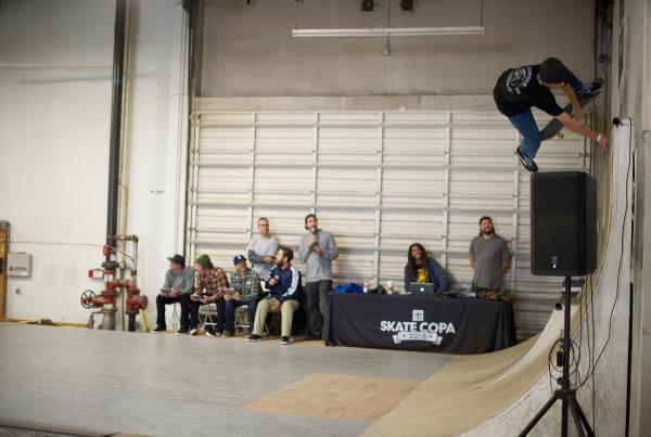 adidas Skate Copa Portland - Jesse Good Buddy