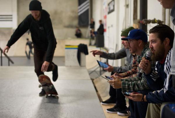 adidas Skate Copa Portland - Mic Banter