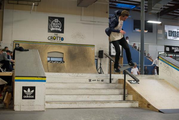adidas Skate Copa Portland - Mark Lipslide