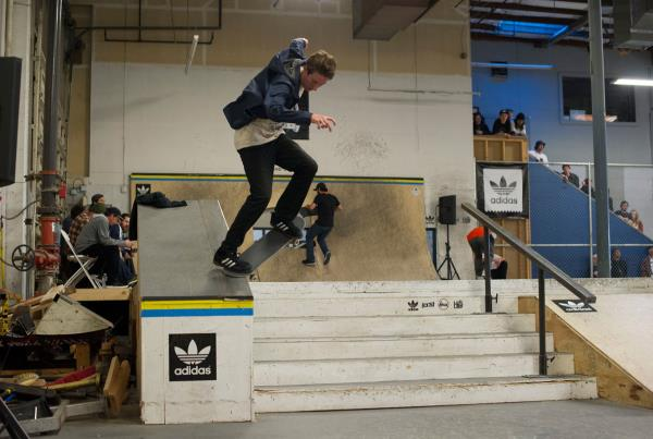 adidas Skate Copa Portland - Mark Crooked Grind