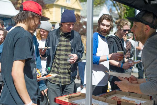 adidas Skate Copa Portland - Free Pizza