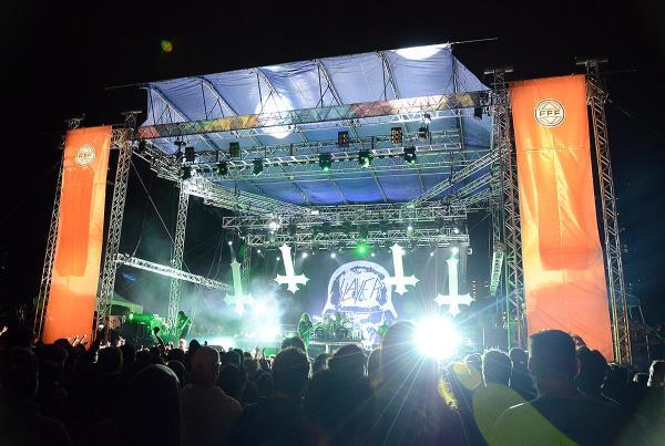 Fun Fun Fun Fest 2013 Slayer