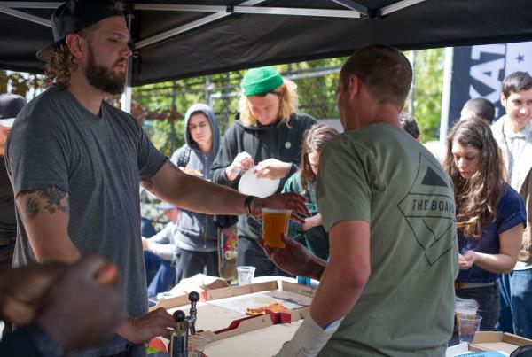 adidas Skate Copa Portland - Free Beer