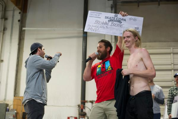 adidas Skate Copa Portland - MVP