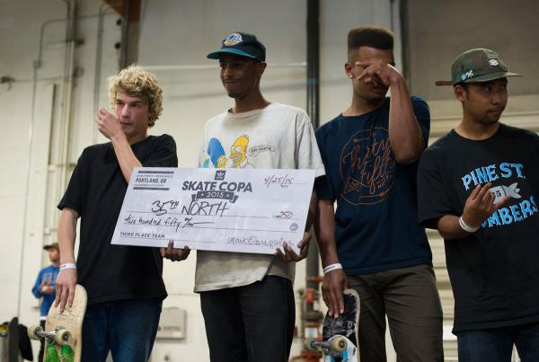 adidas Skate Copa Portland - Third Place