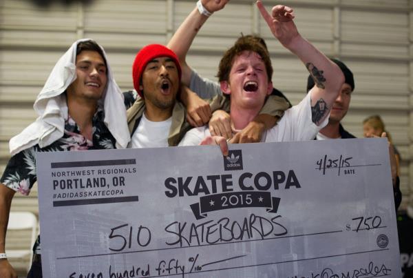 adidas Skate Copa Portland - 510 Wins