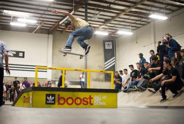 adidas Skate Copa Portland - Late Shuv
