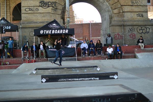 Chris Blake at The Boardr Am NYC 2015