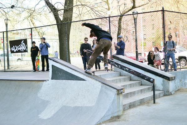 Kempsey Alexandre BS180NG at The Boardr Am NYC 2015