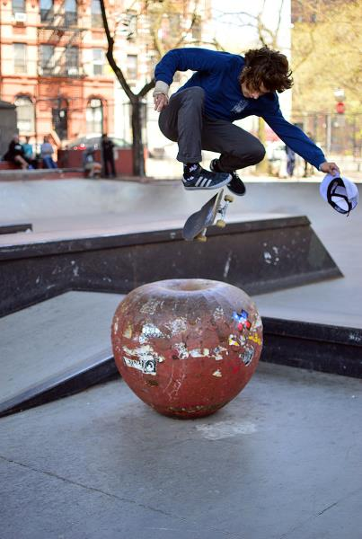 Greyson Hardflips at The Boardr Am NYC 2015
