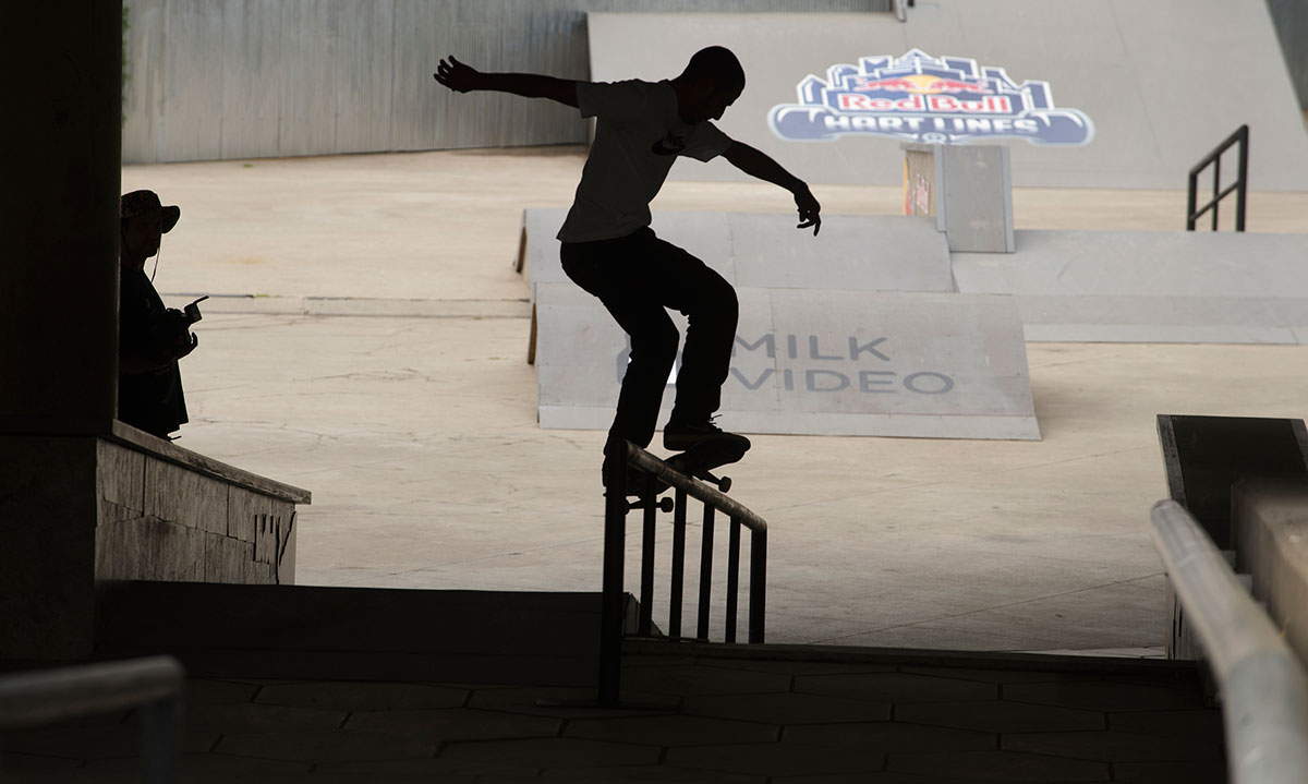 Switch Smith at Hart Lines Detroit 2015