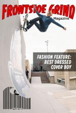 Curren makes the cover of The Mag, guest photographer Blabac.