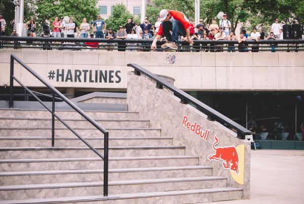 Ryan Hardflip at Hart Lines Detroit 2015