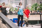 Sheckler's Got Heart Award at Hart Lines Detroit 2015
