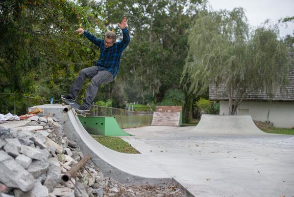 Ryan Clements Smith Grind