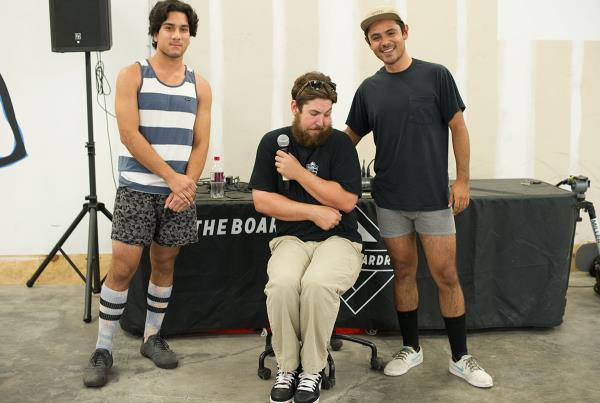 No Pants at Levi's and Hellaclips DIY Tampa Skateboarding Spot Delivery