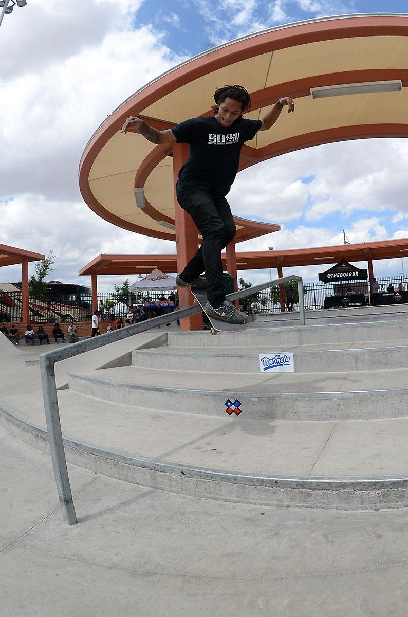 Keddrick at The Boardr Am at Las Vegas