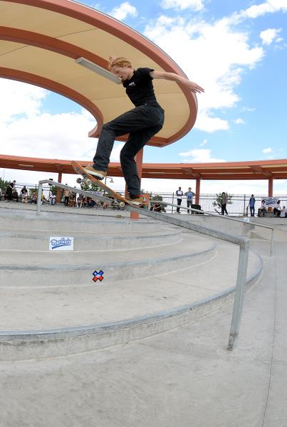 Josh at The Boardr Am at Las Vegas