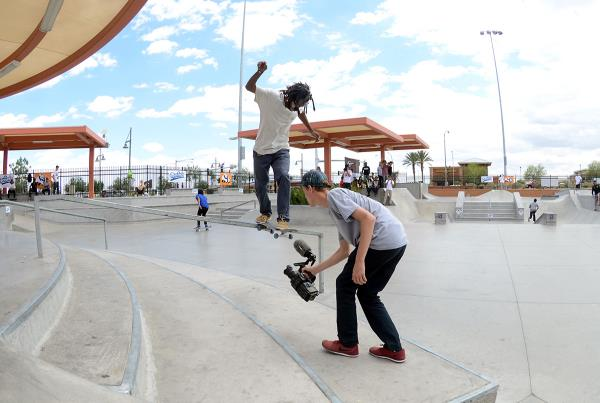 Genesis at The Boardr Am at Las Vegas