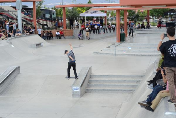 Jake BSTS at The Boardr Am at Las Vegas