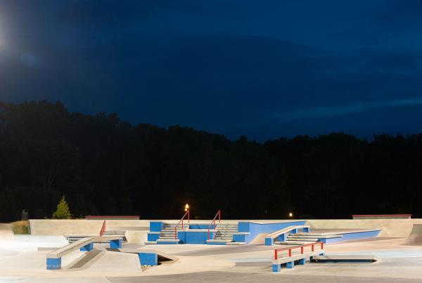 6am Skatepark at adidas Skate Copa at Altanta