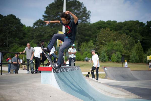 Noseblunt at adidas Skate Copa at Altanta
