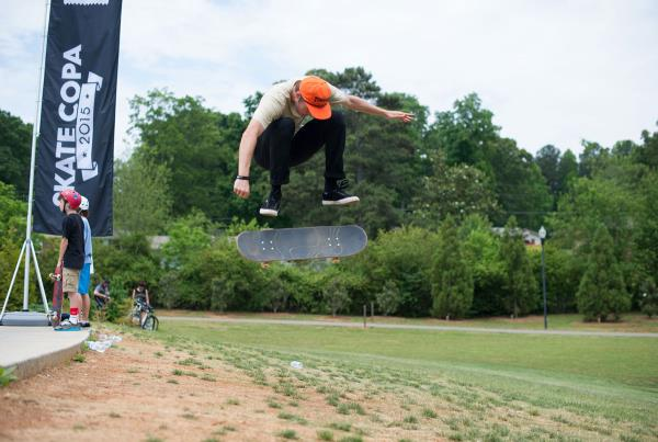 Grass Flicks at adidas Skate Copa at Altanta