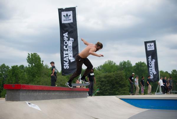 Rob KFBSTS at adidas Skate Copa at Altanta