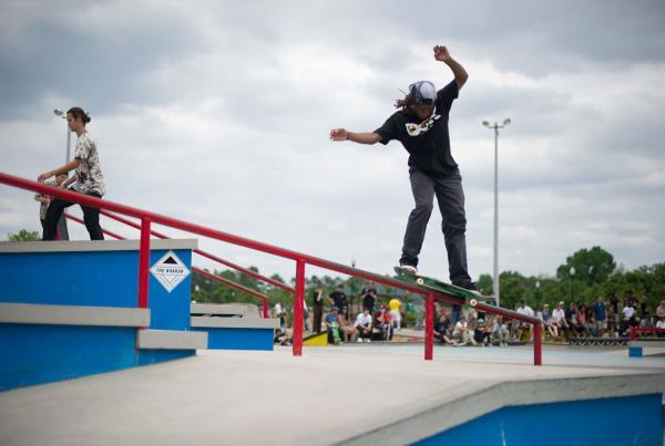 Markus Jalaber at adidas Skate Copa at Altanta