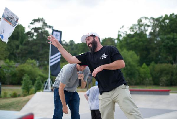Pete Eldridge at adidas Skate Copa at Atlanta