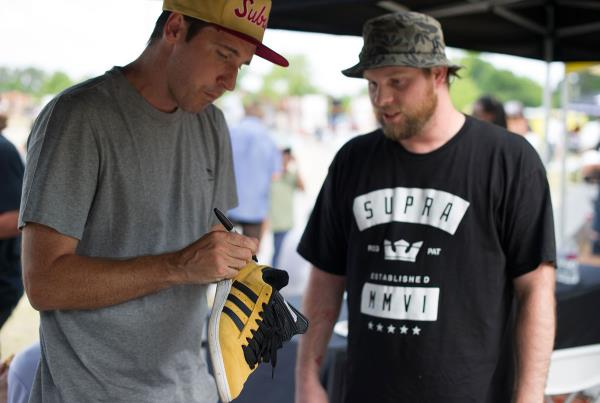 Tim at adidas Skate Copa at Atlanta