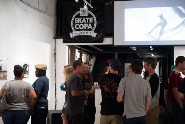 Party at adidas Skate Copa at Atlanta