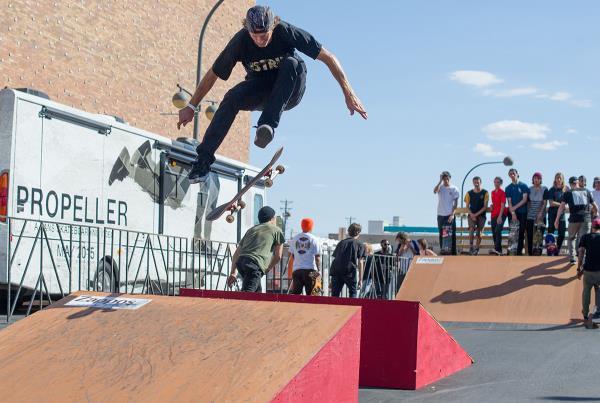 360 Flip at Zappos Rideshop 2015
